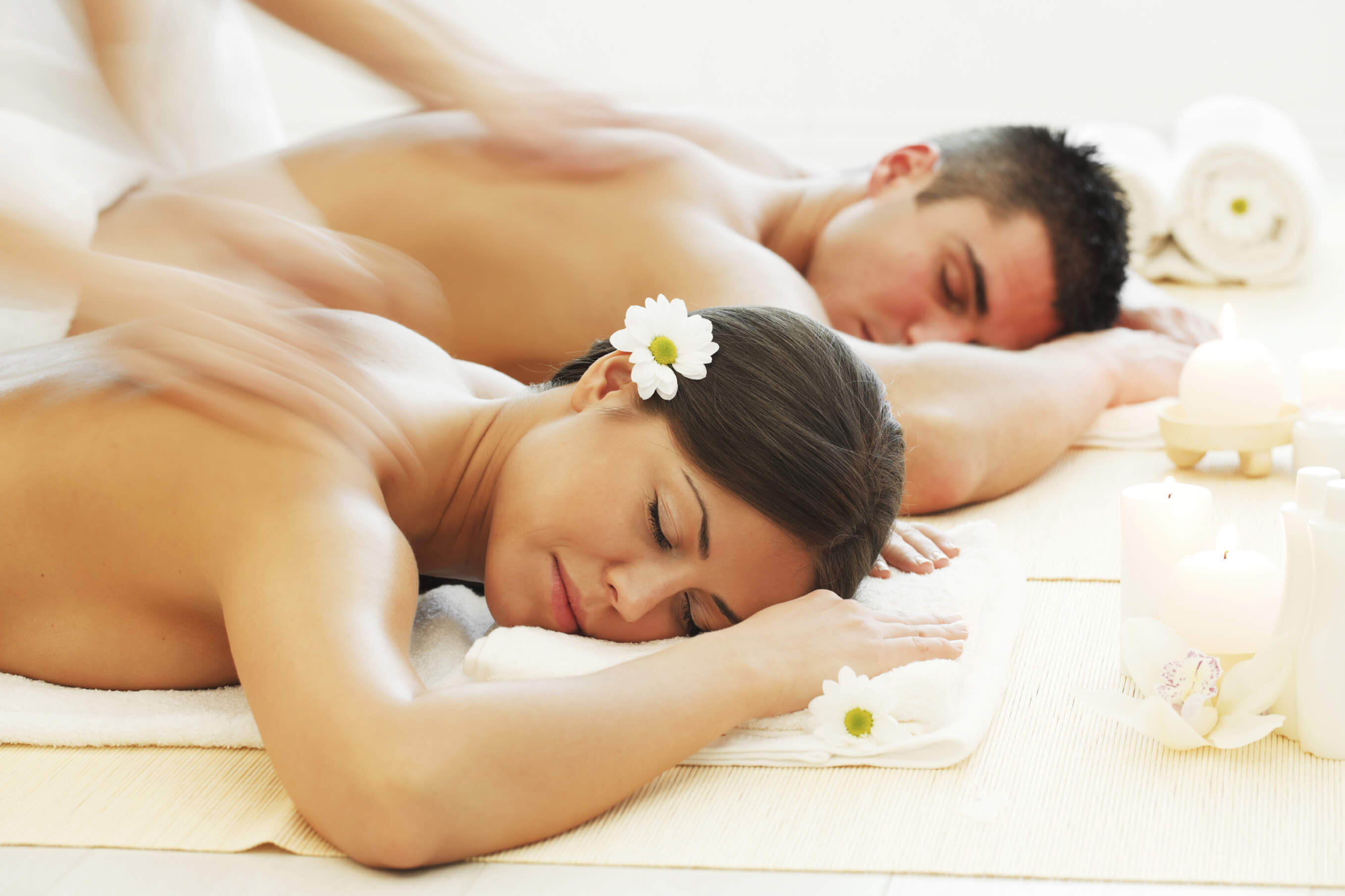 Good Massage Helps Avoiding Cellulite Formation