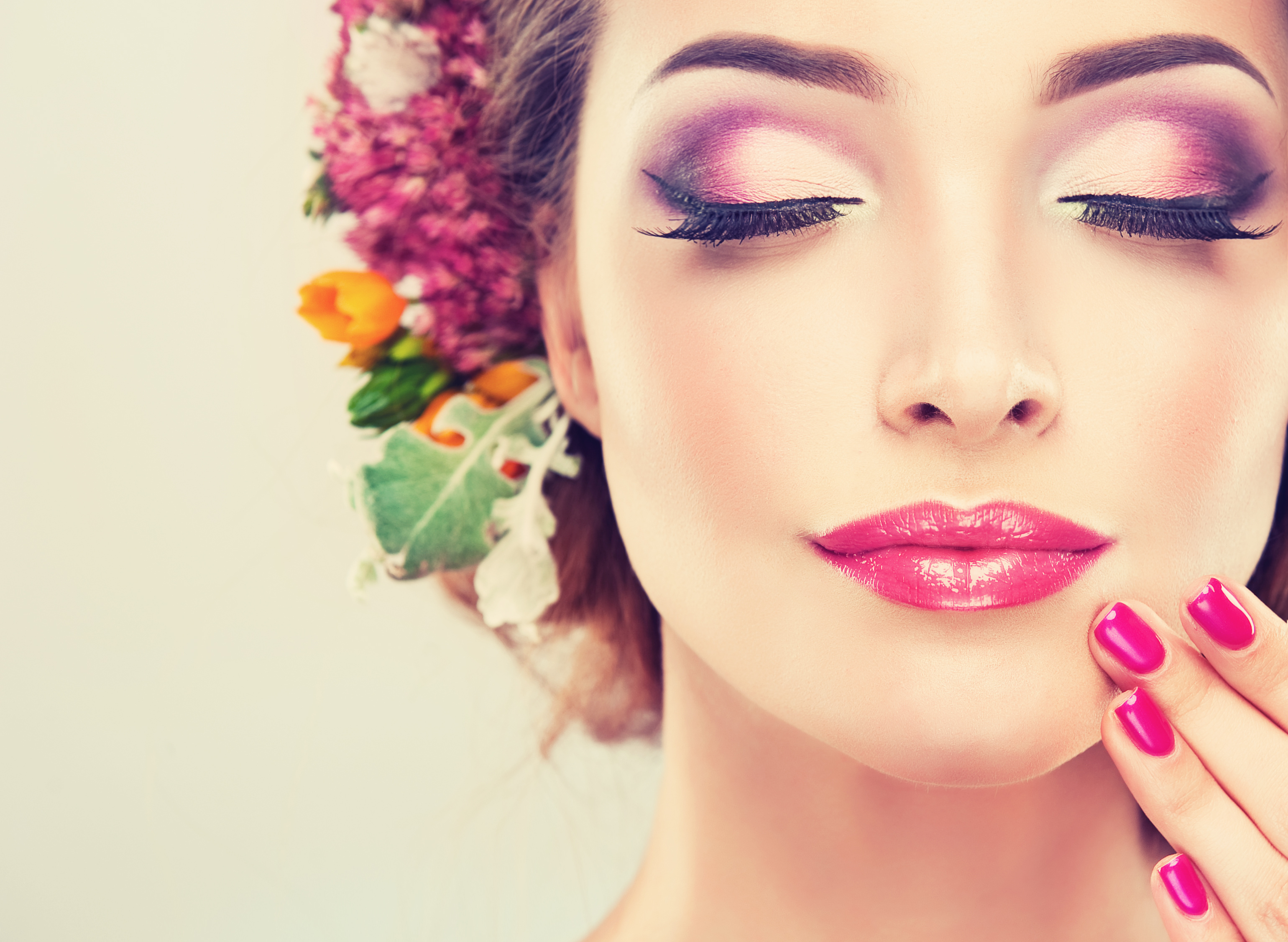 What is The Latest Trend About Blush Make Up?